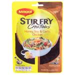 Maggi Stir Fry Creations Honey, Soy & Garlic Chicken 150g