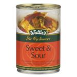 Wattie's Stir Fry Sauces Sweet & Sour 425g