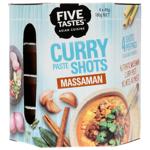 Five Tastes Massaman Curry Paste Shots 180g
