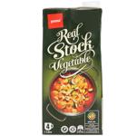 Pams Real Stock Liquid Vegetable carton 1l