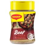 Maggi Beef Stock Powder & Seasoning 175g