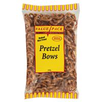 Value Pack Pretzel Bows 300g