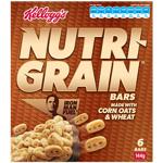Kellogg's Nutri-Grain Original 6pk