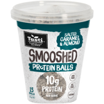 Tasti Smooshed Salted Caramel & Almond Protein Balls 15pack