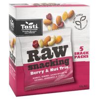 Tasti Raw Snacking Berry & Nut Trio 150g
