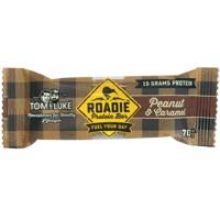 Tom & Luke Peanut & Caramel Roadie Protein Bar 70g