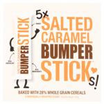 Bumper Muesli Bars Salted Caramel 180g (36g x 5pk)