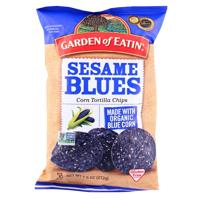 Garden of Eatin' Sesame Blues Corn Tortilla Chips 212g