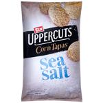 Eta Uppercuts Sea Salt Corn Tapas 150g