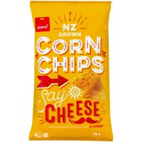 Pams Cheese Corn Chips 170g