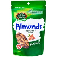 Mother Earth Natural Almonds 150g