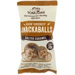 Tom & Luke Salted Caramel Snackballs 70g