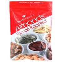 Ceres Organics Almonds Tamari Roasted 150g