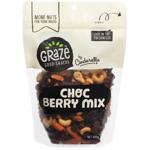 Graze Choc Berry Mix 400g