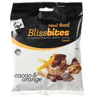 Loaf Real Food Cacao & Orange Bliss Bites 8pk