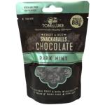 Tom & Luke Dark Mint Chocolate Snackballs 88g