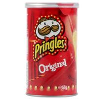 Pringles Original Potato Chips 53g