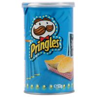 Pringles Salt & Vinegar Potato Chips 53g