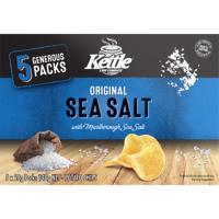 Eta Original Sea Salt Potato Chips 5pk