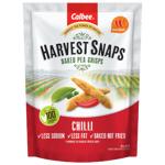 Calbee Harvest Snaps Chilli Baked Pea Crisps 93g