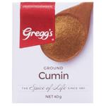 Gregg's Ground Cumin 40g
