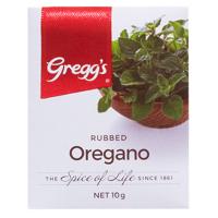 Gregg's Rubbed Oregano 10g