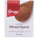 Gregg's Ground Mixed Spice 30g