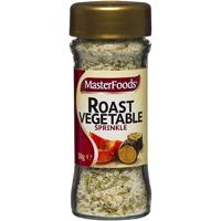 Masterfoods Roast Vegetable Sprinkle 38g