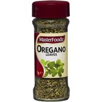 Masterfoods Oregano Leaves 5g