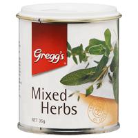Gregg's Mixed Herbs 35g