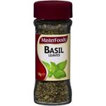 Masterfoods Basil Leaves 10g