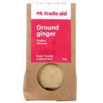 Trade Aid Organic Ginger Powder 20g