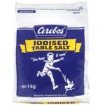 Cerebos Iodised Table Salt Seasoning 1kg