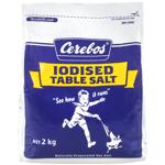 Cerebos Iodised Table Salt Seasoning 2kg