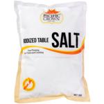 Pacific Crown Iodized Table Salt 1kg