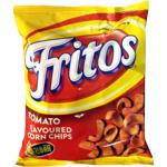 Fritos Tomato Corn Chips 120g
