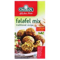 Orgran Gluten Free Falafel Mix Gluten Free 200g