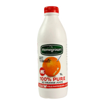 Homegrown 100% NZ Low Pulp Orange Juice 1l