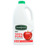 Homegrown 100% Apple Juice 2l