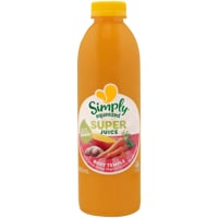 Simply Squeezed Body Temple Super Juice 800ml
