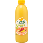 Simply Squeezed Tropical Happy Belly Super Juice 800ml
