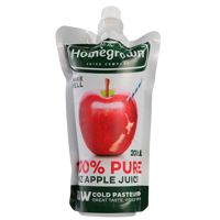 Homegrown 100%  Apple Juice 200ml