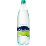 NZ Natural Lime Sparkling Water 1l