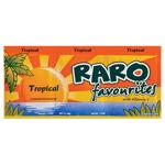 Raro Sachet Tropical 3pk 240g