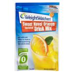 Weight Watchers Sweet Navel Orange Flavoured Drink Mix 15g