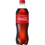 Coca Cola Soft Drink 600ml