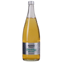 Phoenix Organic Sparkling White Grape 750ml