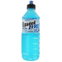 Loaded Zero Avalanche Blast Sports Drink 1l