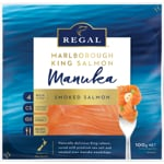 Regal Manuka Smoked Salmon 100g