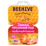 Beehive Shaved Champagne Ham 2pk